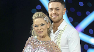 Ray Quinn auditioned for Dancing on Ice panel