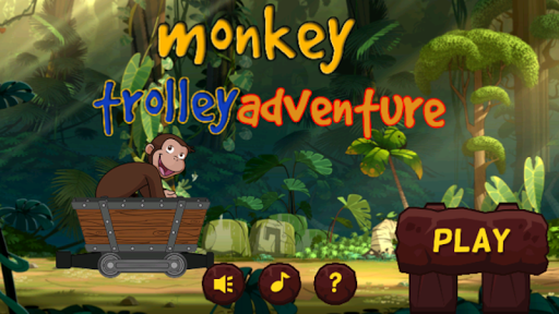 Monkey Trolley Adventure