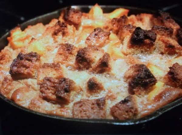 Mexican Corn Bread Pudding Recipe