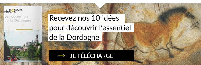 Recevez les Essentiels de la Dordogne