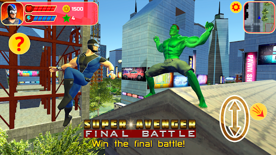 Super Avenger: Final Battle- screenshot thumbnail