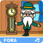 My grandfather's clock (FREE)