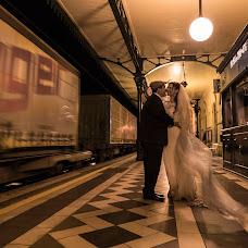 Wedding photographer Giorgio Di fini (difini). Photo of 18.12.2017