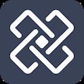 LineX White Icon Pack icon