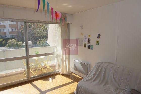 Location studio 21,77 m2