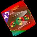 Rasta PlayerPro Piel icon