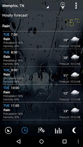Sense Flip Clock & Weather Pro  screenshots 19