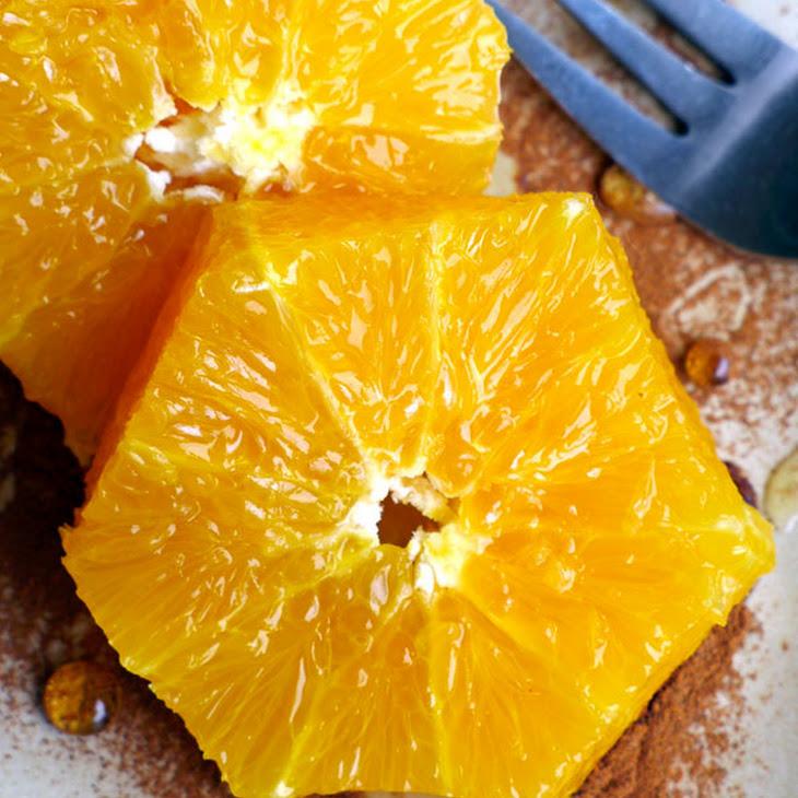 Moroccan Oranges Recipe