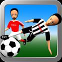 Funny Football : Free Physics Football icon