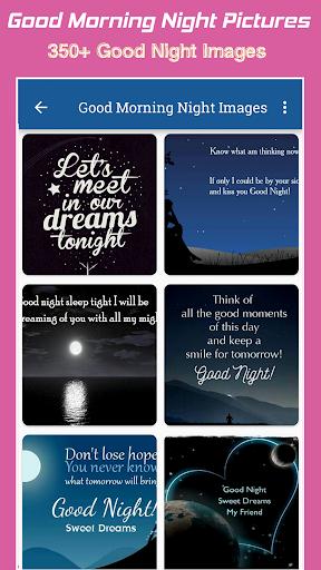 Good Night Good Morning Images 1.0.1 screenshots 2