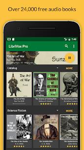LibriVox Audio Books Supporter – Download APK Mod 1