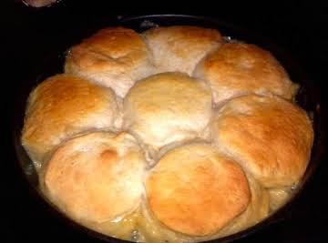 Easy Chicken & Biscuit Dinner