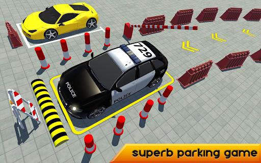 Police Car Parking: Advance Car Driving Simulation download 1
