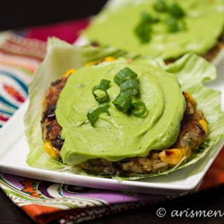 Sweet Potato Black Bean Burgers {The Recipe ReDux}