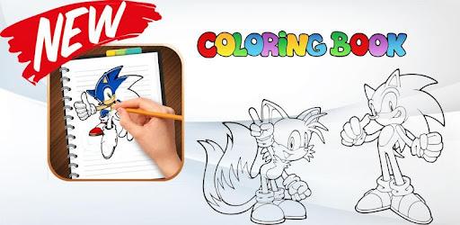 Descargar Libro para colorear Sonic para PC gratis - última versión ...