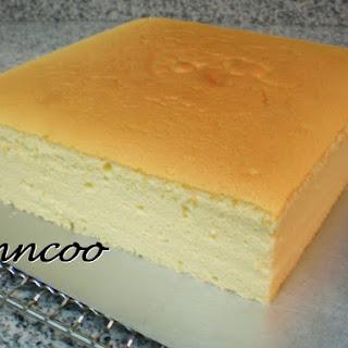 Japanese Cotton Cheese Cake.