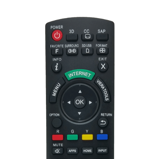Moderne Remote Control For Panasonic - Apps on Google Play GC-79