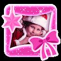 Beautiful Christmas Pic Frames icon