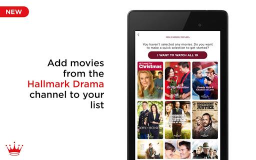 Hallmark Movie Checklist screenshots 17
