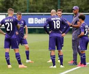 """L'Anderlecht """"A"""" a pris l'eau à Lille : l'Anderlecht """"B"""" se tient prêt"""