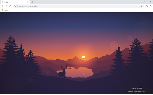 Firewatch New Tab & Wallpapers Collection