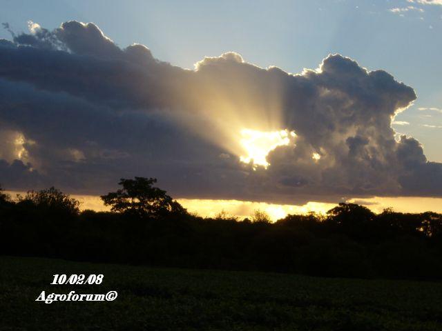 Curiosidades!! Nubes mammatus Nubes