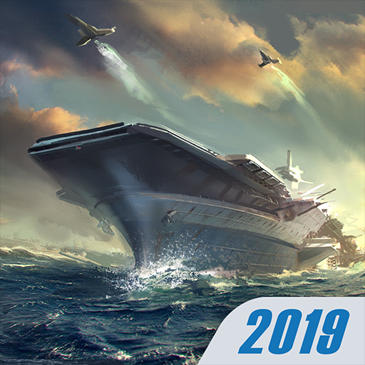 Pacific Warships: Online Wargame PvP Naval Shooter Icon