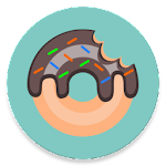 Donut Donation Icon