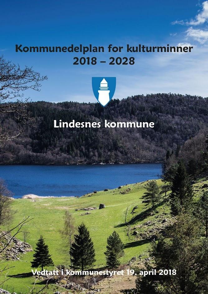 Forside Kulturminneplan for Lindesnes kommune