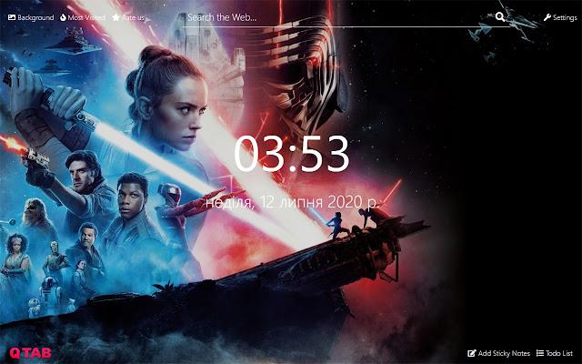 Star Wars Wallpapers Star Wars New Tab Hd