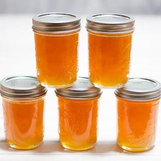 Salted Cantaloupe Jam