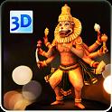 3D Narasimha Live Wallpaper icon