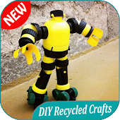 300+ DIY Recycled Crafts Ideas