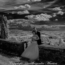 Wedding photographer Alessandro Maestra (maestra). Photo of 01.04.2015