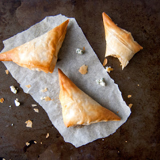 BBQ Chicken & Blue Cheese Hand Pies + Burnt Giveaway.