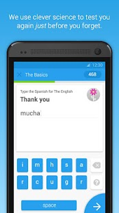 Memrise Learn Languages Free- screenshot thumbnail