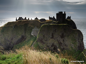 Photo: Dunnottar Castle