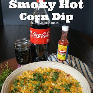 Smoky Hot Corn Dip Recipe