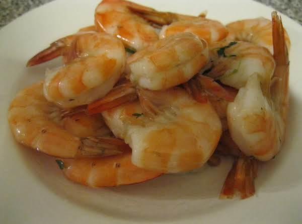 Jamaican Hot Pepper Shrimp Recipe