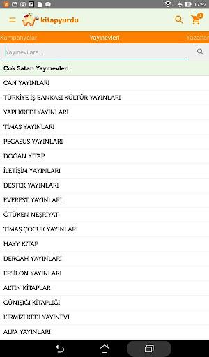 Kitapyurdu screenshot 13