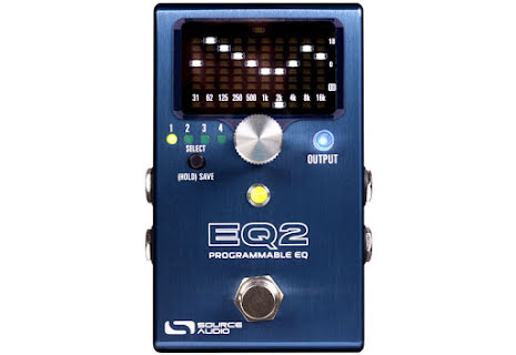 Source Audio Programmable EQ2