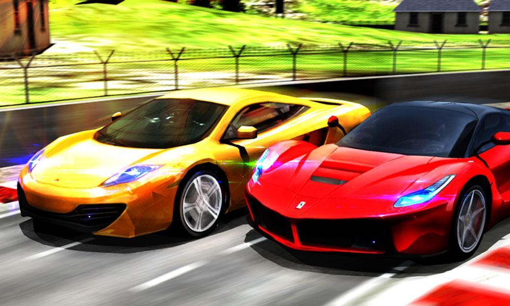 crazy for speed 3d screenshot