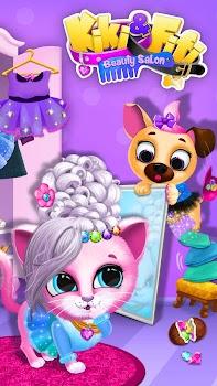 Kiki and Fifi Pet Beauty Salon - Haircut and Makeup