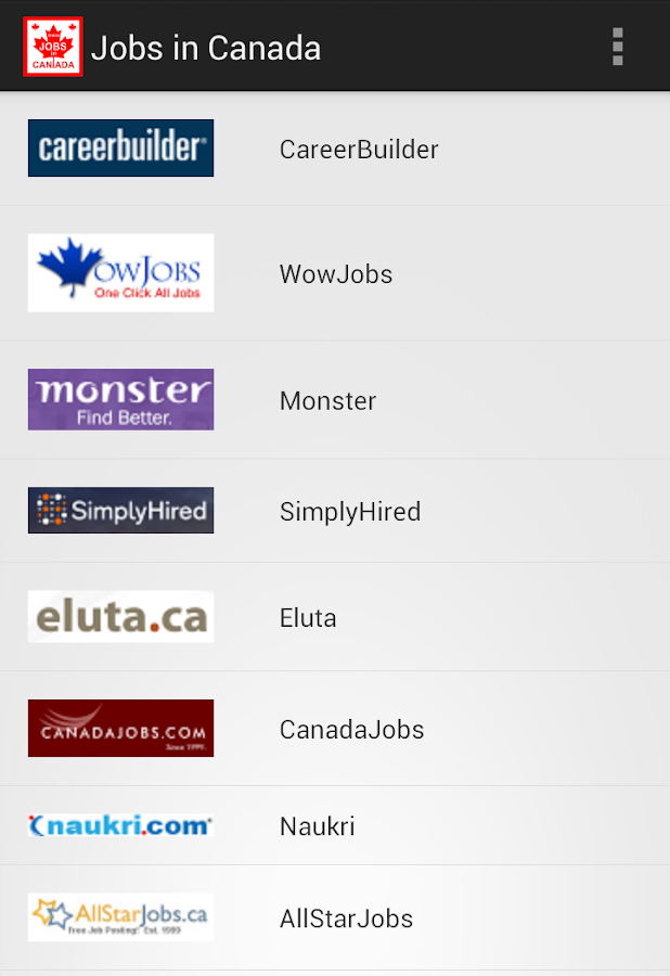 Jobs in Canada Toronto- screenshot