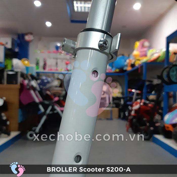 Xe trượt Scooter 2 bánh Broller S200A 10