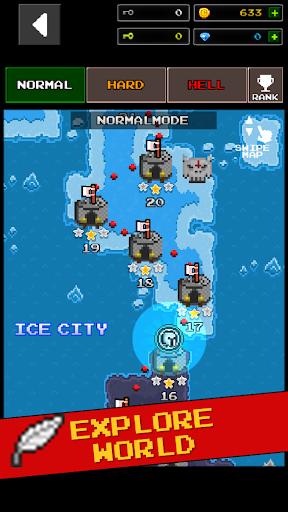 Dungeon x Pixel Hero apktram screenshots 21