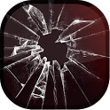 Cracked Screen Prank LWP icon