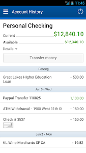 Fulton Bank Mobile Banking screenshot 1