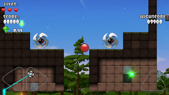 Red Ball- screenshot thumbnail