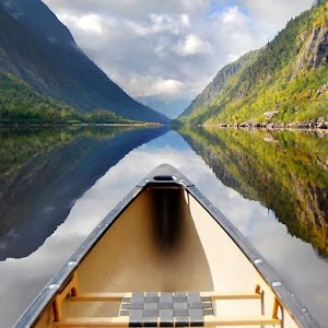 Canoe With A View For KWLP